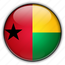 africa, bissau, guinea icon