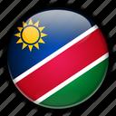 africa, namibia icon
