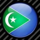 africa, galmudug, somalia icon