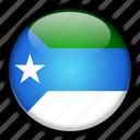 africa, jubaland, somalia icon