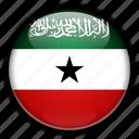 africa, somaliland icon