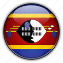 africa, swaziland icon