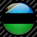 africa, tanzania, zanzibar icon