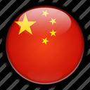 asia, china icon