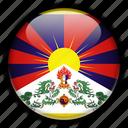 asia, china, tibet icon