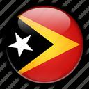 asia, east, timor icon
