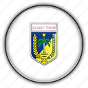 asia, central, indonesia, sulawesi icon