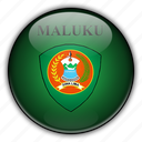 asia, indonesia, maluku icon