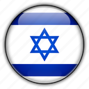 asia, israel icon