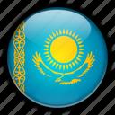 asia, kazakhstan icon