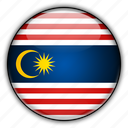 asia, kuala, lumpur, malaysia icon