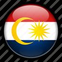 asia, labuan, malaysia icon