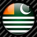 asia, azad, kashmir, pakistan icon