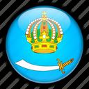 asia, astrakhan, russia icon