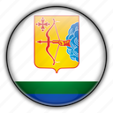 asia, kirov, russia icon