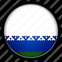 asia, nenets, russia icon