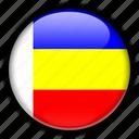 asia, rostov, russia icon