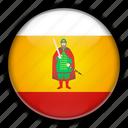asia, russia, ryazan icon
