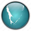 asia, russia, sakhalin icon