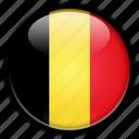 belgium, europe icon