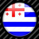 adjara, europe, georgia icon