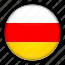 europe, georgia, ossetia, south icon
