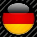 europe, germany icon