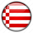 bremen, europe, germany icon
