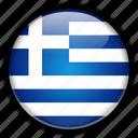 europe, greece icon