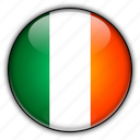 europe, ireland icon