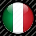 europe, italy icon