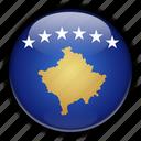 europe, kosovo icon