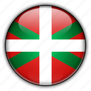 basque, country, europe, spain icon