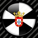 ceuta, europe, spain icon
