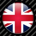europe, kingdom, united icon