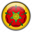 england, europe, kingdom, lancashire, united icon