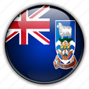 europe, falkland, islands, kingdom, united icon