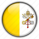 city, europe, vatican icon