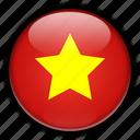 former, north, vietnam icon