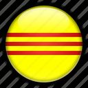former, south, vietnam icon