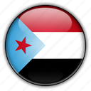 former, south, yemen icon