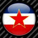 former, yugoslavia icon