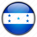 america, honduras, north icon