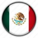 america, mexico, north icon