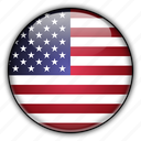 america, north, states, united icon