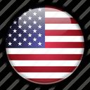 america, north, states, united icon
