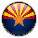 america, arizona, north, states, united icon