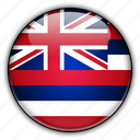 america, hawaii, north, states, united icon