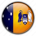 australia, australian, capital, oceania, territory icon