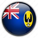 australia, oceania, south icon